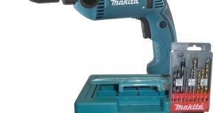 Makita HP1641K1X Schlagbohrmaschine im Koffer